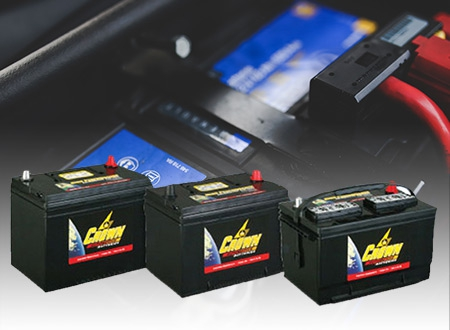 Buy Crorn Commercial Starting batteries from Battery Life, Auckland, New Zealand