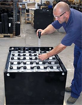 Battery Life, Auckland, New Zealand - Battery Equalisation Service is vitally important for your forklift batteries.