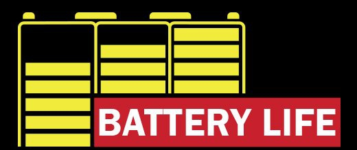 Logo for Battery Life, Auckalnd, New Zealand