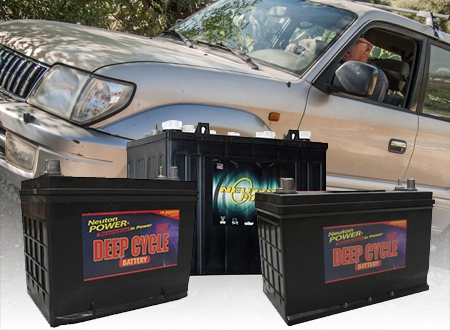 Buy Neuton Power Deep Cycle Batteries from Battery Life, Auckland, New Zealand