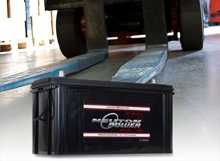 Buy Neuton Power Commercial Batteries for Forklifts from Battery Life, Auckland, New Zealand